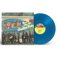 Curtis Mayfield -There's No Place Like America (Blue vinyl)(Rhino Black History)