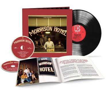 The Doors - Morrison Hotel (50th Anniversary Deluxe Edition) 180G LP/2CD SET