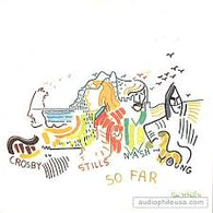 Crosby, Stills, Nash & Young  - So Far (White LP)(SYEOR Exclusive 2019)