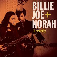 BILLIE JOE + NORAH - FOREVERLY (Orange Ice cream colored vinyl)