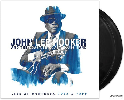 John Lee Hooker & The Coast To Coast Blues Band - Live At Montreux 1983 & 1990