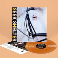 Iceage - Seek Shelter (Orange Vinyl)