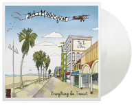Jack's Mannequin - Everything In Transit (Limited 180-Gram Clear Vinyl)