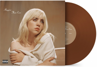 Billie Eilish - Happier Than Ever (Indie Exclusive) (Brown Vinyl)