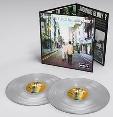 OASIS - What's The Story Morning Glory (25th Anniv, LTD ED SILVER VINYL 2LP SET)