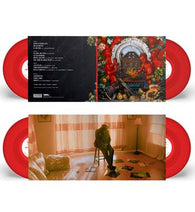 Nas - King's Disease (Red Vinyl)