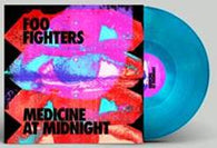 FOO FIGHTERS - Medicine At Midnight (Indie Exclusive Blue Vinyl)