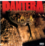 Pantera -  The Great Southern Trendkill (Indie Exclusive Orange Marble Vinyl)