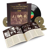 CROSBY, STILLS, NASH & YOUNG:  Deja Vu - 50th Anniversary (Limited Deluxe Edition)