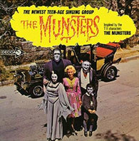"THE MUNSTERS- The Munsters (Limited Edition ""Herman"" Green Vinyl, Limited to 800)"