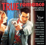 TRUE ROMANCE SOUNDTRACK (Clear and White splatter vinyl, Limited Edition Of 1700)