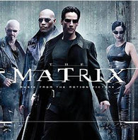 MATRIX SOUNDTRACK (MACHINE GREY VINYL, Limited Edition of 500)