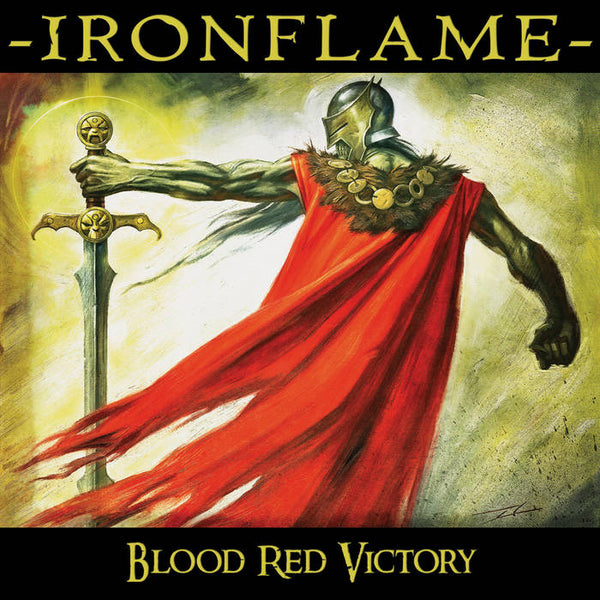 IRONFLAME - Blood Red Victory (European Edition)