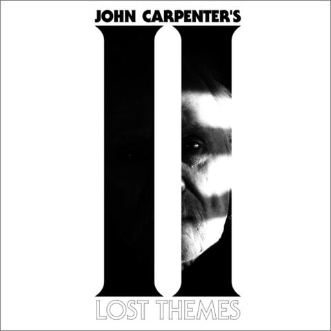 John Carpenter -  Lost Themes II (IEX) (Neon Orange Vinyl)
