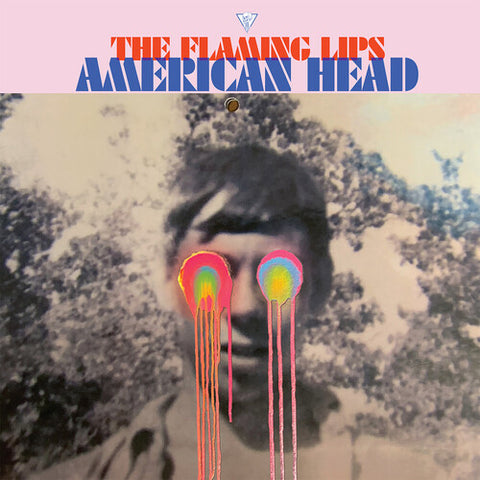 The Flaming Lips - American Head (INDIE EXCLUSIVE PINK AND BLUE)