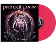 Primal - I Will Be Gone (Pink Vinyl)