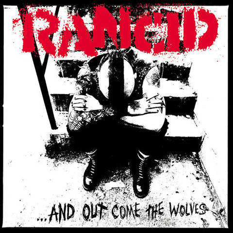 Rancid -  ...And Out Come The Wolves (25th Anniversary Edition) (Opaque Silver Vinyl) [Explicit Content]