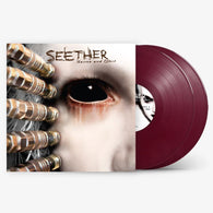 Seether - Karma and Effect (Opaque Burgundy / 4th side etching)