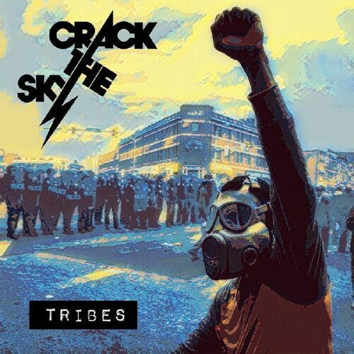 Crack the Sky - Tribes (Clear Vinyl)
