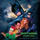 BATMAN FOREVER SOUNDTRACK: Music From The Motion Picture (2LP)