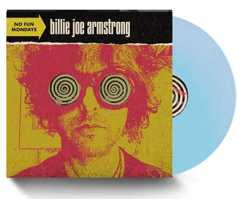 Billie Joe Armstrong - No Fun Mondays (Indie Exclusive, Baby Blue Vinyl)