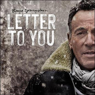 Bruce Springsteen - Letter To You (2LP, BOOKLET)