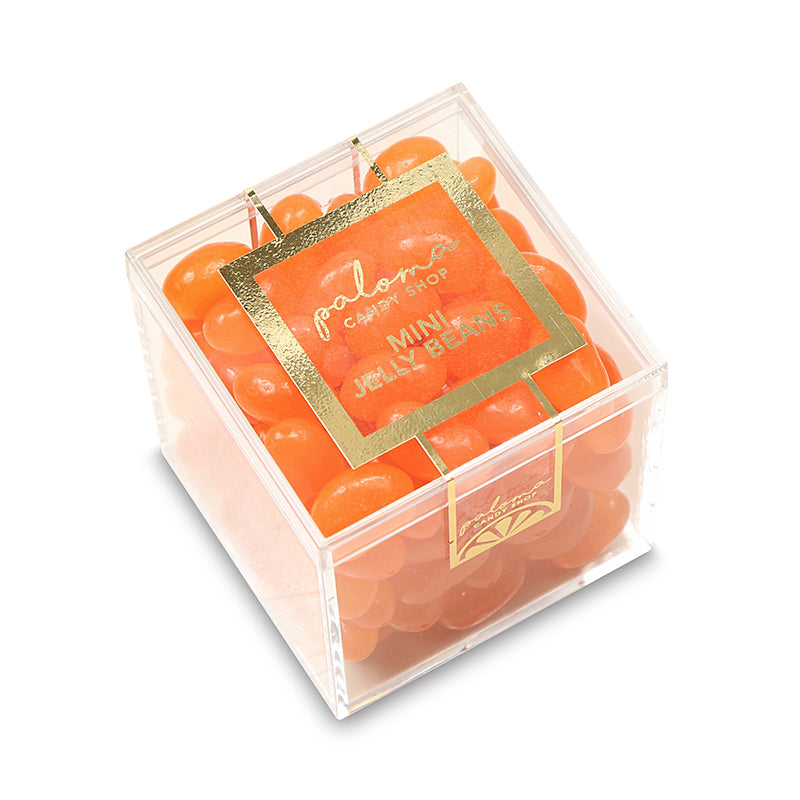 Mini Jelly Beans - Orange