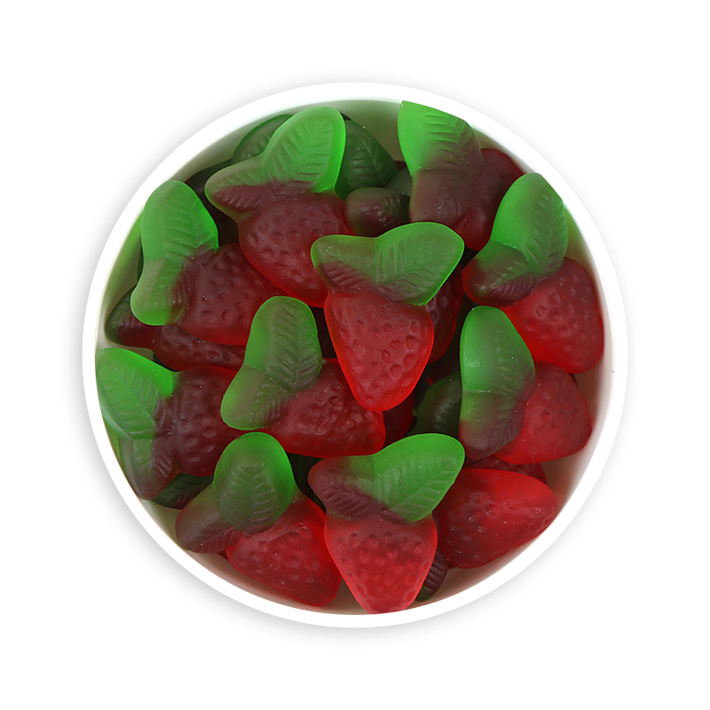 Paloma's Strawberry Patch Candy