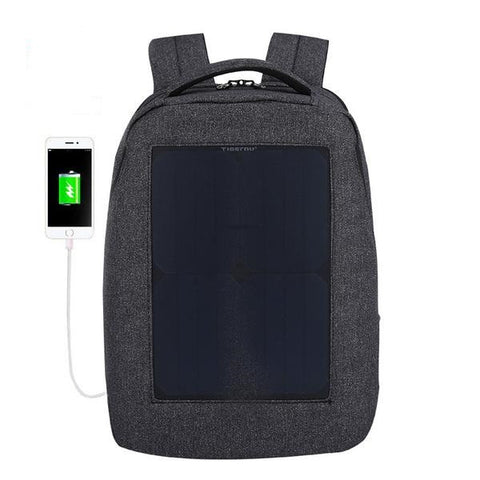 10W Solar Power Charger Backpack