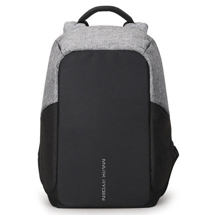 Multifunction USB charging 15-inch Laptop/Leisure Travel Backpack with Anti-theft Protection
