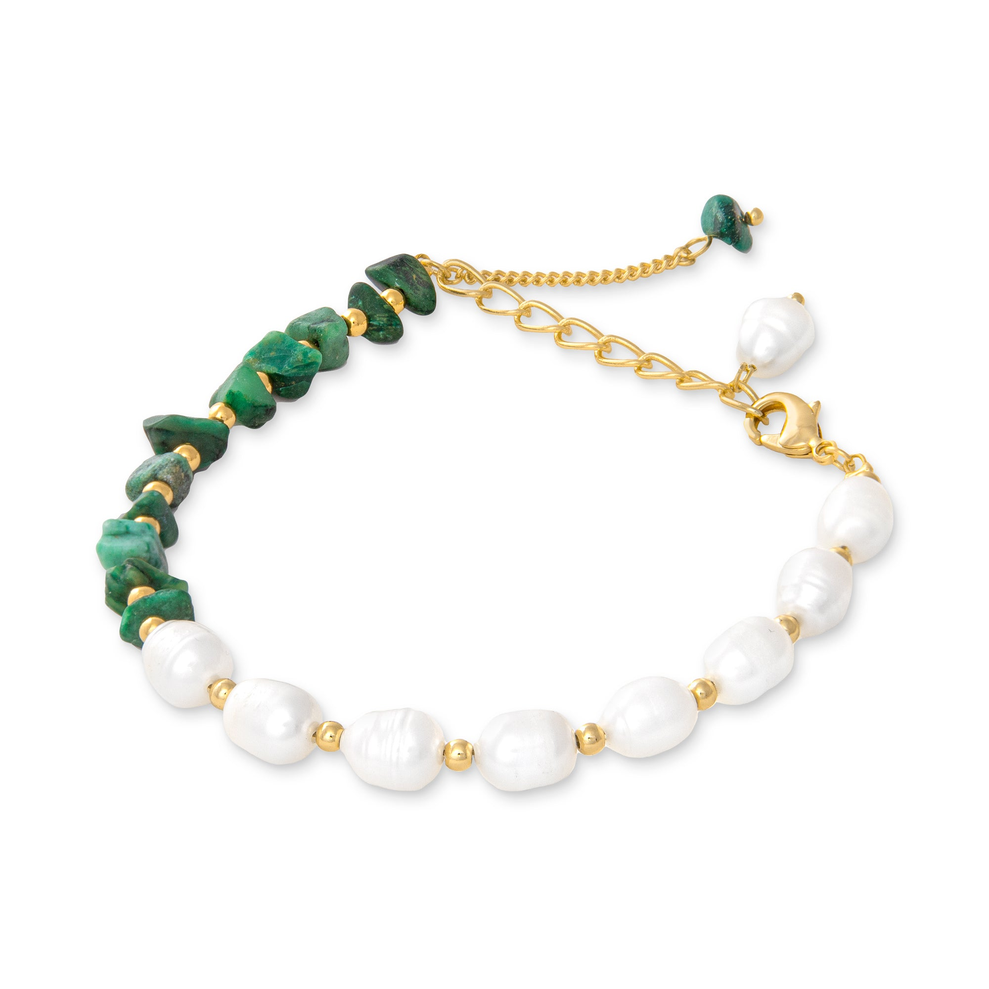 THE CAROLEE (Green Onyx)
