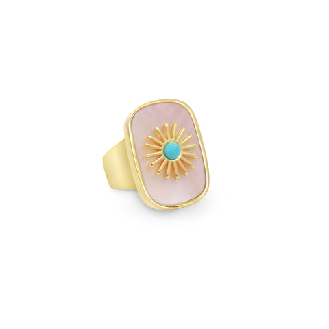 THE CHIARA (Pink Mother of Pearl)