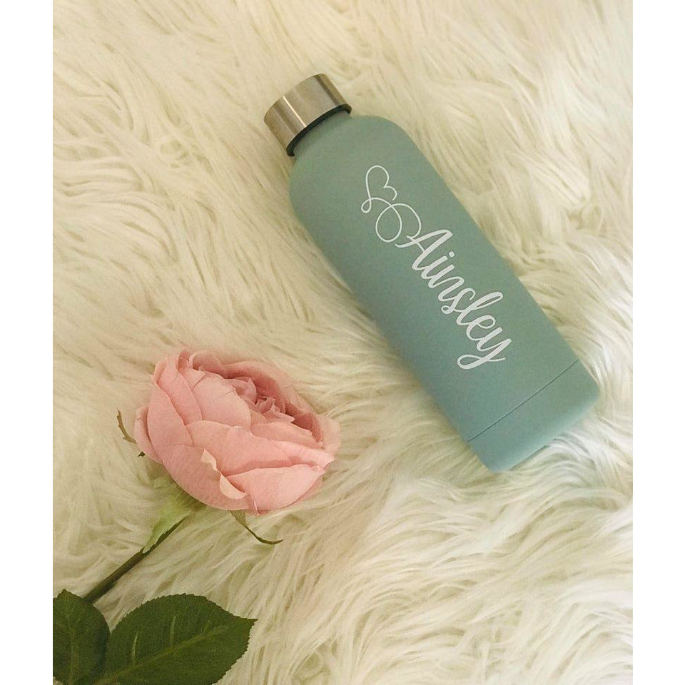 Double Wall Insulated Bottle - Mint