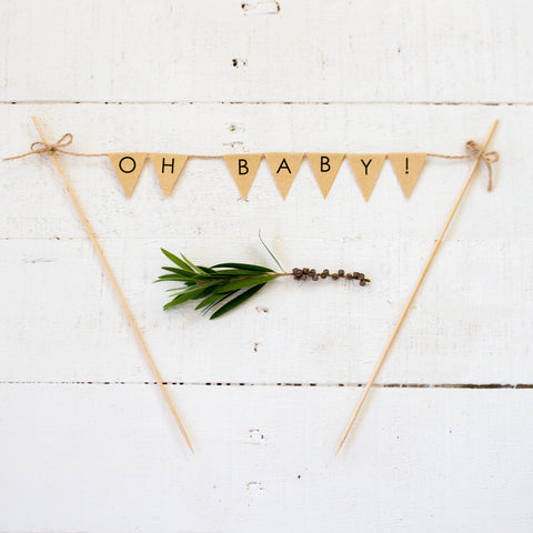 Free Printable Mini Cake Bunting Banner Includes Letters A Z Penny Lane Stationery
