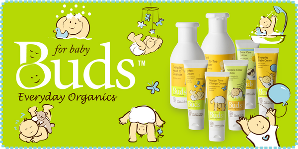 Buds Baby Everyday Organics Collection