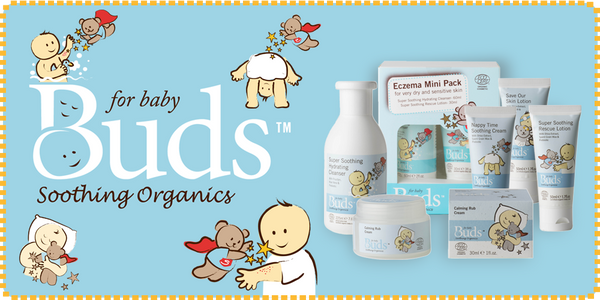 Buds Baby Soothing Organics Collection