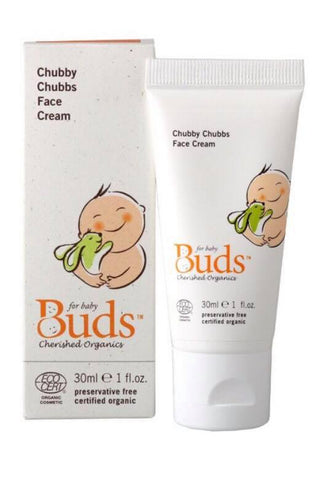 Chubby Chubbs Face Cream for sale | Buds Baby Philippines