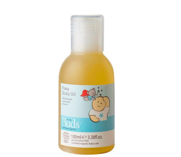 Buds Baby Soothing Organics - Flaky Scalp Oil