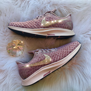 Swarovski Nike pegasus 35 shoes