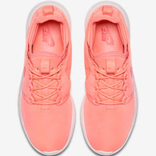 NEW Nike Roshe Two Shoes - Atomic Pink - Bedazzled with Real Swarovski Crystals