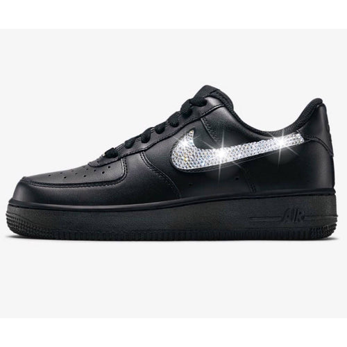 8b827d2f036a6 Bling Nike Shoes and Bags with Swarovski Crystal Detail – Tagged ...
