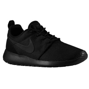 45e869bed481 Nike Roshe One Shoes - All Black - Black   Anthracite - Bedazzled with Swarovski  Elements
