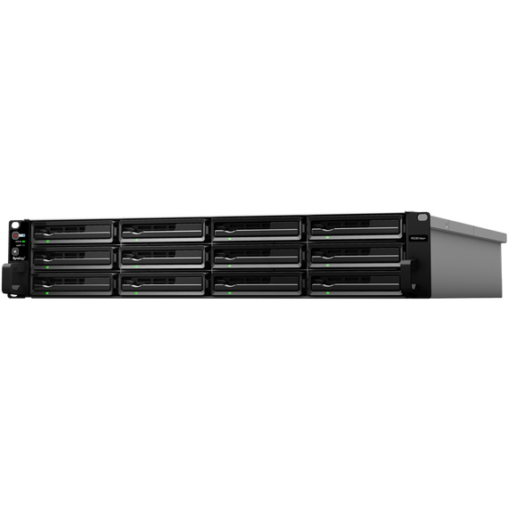 Synology RS3614xs Rackstation 12-Bay Pre-Configured Storage (NAS)