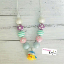Little Chick Half Bead Necklace