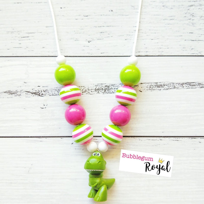 Rex - Toy Story Necklace