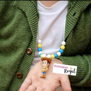 Toy Story Mini Bead Necklace