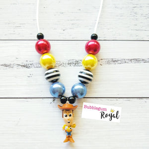 Woody - Toy Story Necklace