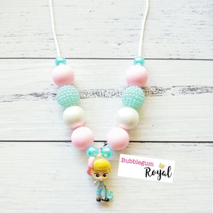 Little Bo-Peep - Toy Story Necklace