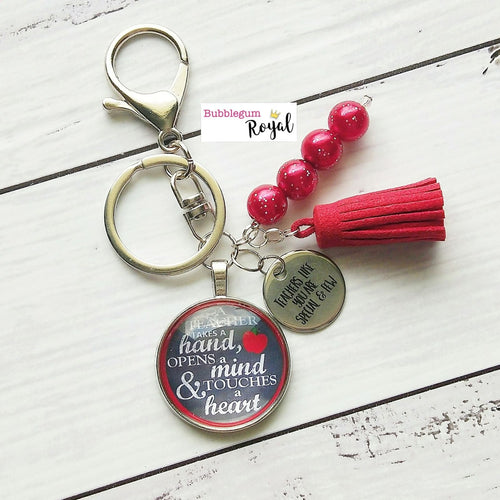 Teacher's Keyrings