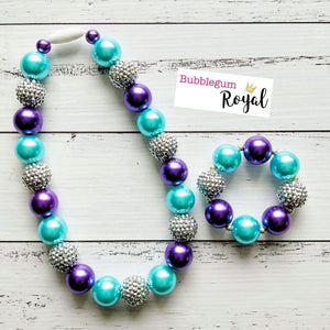 Twinkle Twinkle Classic Necklace & Bracelet Set